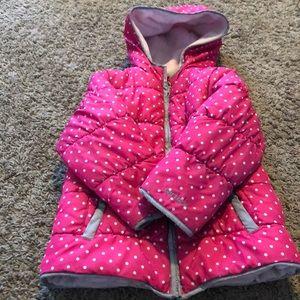 Carter's coat size 5/6